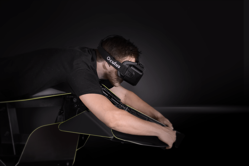 [Vivatech 2017] Hypersuit: combining virtual reality with powerful sensations